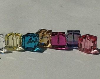 Large Swarovski Crystal Ring - made to order