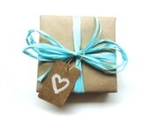 Kraft Paper Gift Wrap - Add On To Your Jewelry Purchase