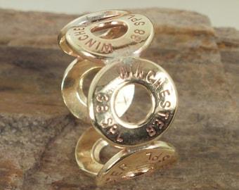 Bullet Ring - Winchester 38 SPL Ring