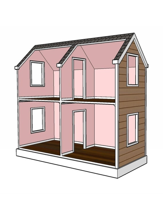 Dolls house plans uk 28 images best 25 doll house for American house plans free