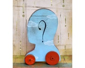Destination Unknown Question mark exclamation point  8x10 PRINT  by Elizabeth Rosen
