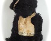 Maudie, One of a Kind Mohair Artist Bear