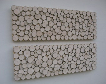 Wood Slice, Wall Art ,Rustic, Tree Branch,Sculpture Art -Abstract, tree rings
