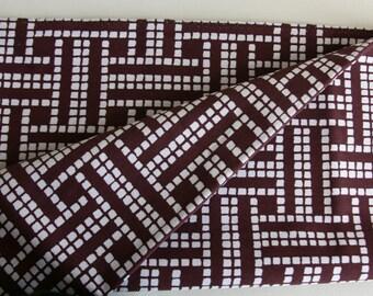 ORGANIC Truffle Cotton Twill from Designer Josi Severson at Ten14 - ONE YARD Cut