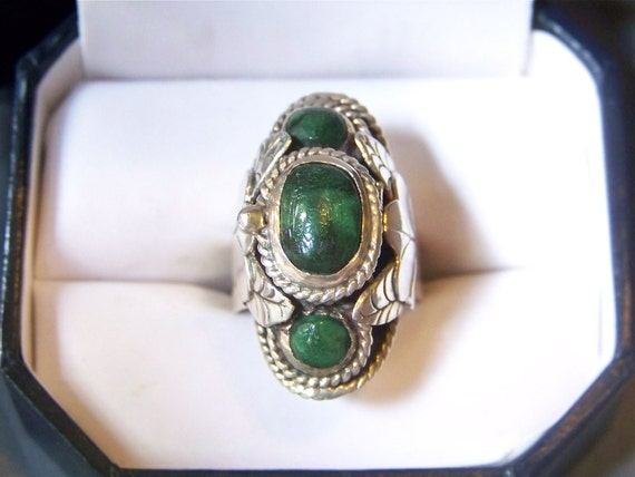 Taxco Poison Ring