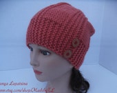 Coral Hat.