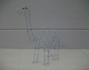 Sauropod Dinosaur Topiary Frame
