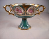 Royal Sealy Double Handled Pedestal Cup RESVERED