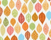 Timeless Treasures - Leaves
