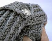 Grey fingerless gloves, arm warmers, crochet fingerless gloves, hand warmers, crochet arm warmers, long fingerless gloves, texting gloves