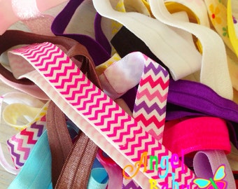 10 Interchangeable Headbands - Grab Bag - Interchangeable - Headbands