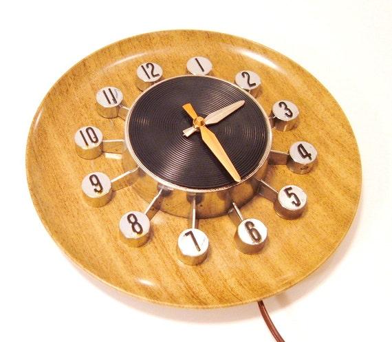eames clock