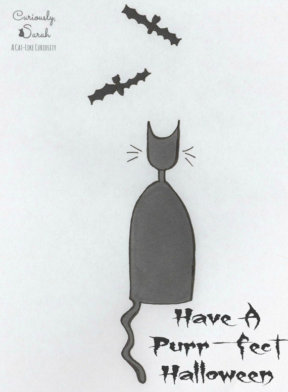 Have a Purrfect Halloween