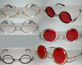 Anime Hellsing Alucard Integra Anderson Cosplay Costume Glasses
