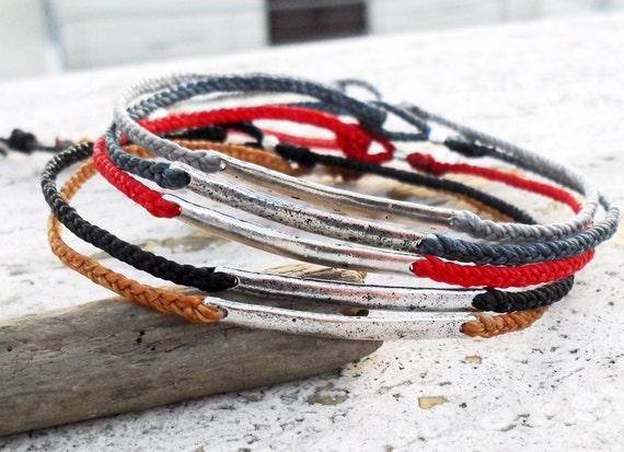 Bracelet nylon cord