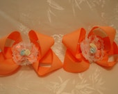 Small Hair Bow/Baby Hair Bow/Boutique Hair Bow
