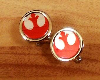 Star Wars Rebel Alliance design Cufflinks