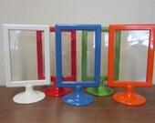 Colored Standing Frame Food Gift Dessert Table