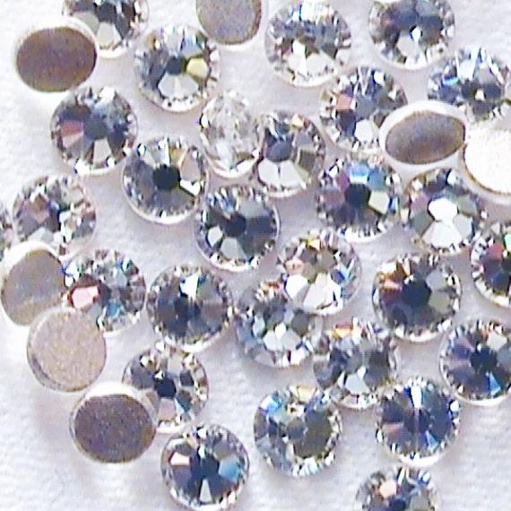 crystal 10ss swarovski elements rhinestones 2058 flat back