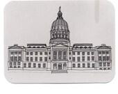 ATL Cards: Illustrations of Iconic Atlanta Buildings, Tourist, Georgia