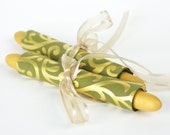 SALE: Holiday Paper Scroll - Wedding, Marriage Proposal, Vows,  Anniversary, Stationery, Gold