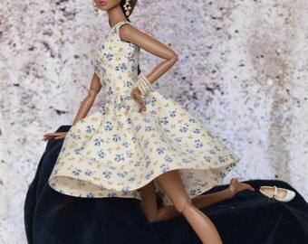Dress for Poppy Parker, Nu face