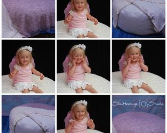 "LARGE Photography Newborn Posing Pillow  40"" x 24"""