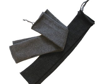 100% 4ply Cashmere Arm Warmers