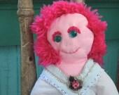 Custom Order Happy Girl Doll for Louise