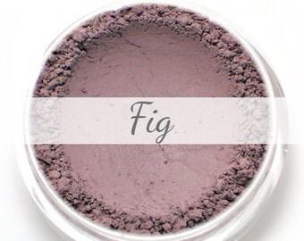 """Eyeshadow Probe - """"Fig"""" - Matte purpurbraun - Mineral Lidschatten (Vegan) natürliches Make-up Auge Farbe Pigment"""