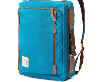 Mega Function Backpack (Turquoise)