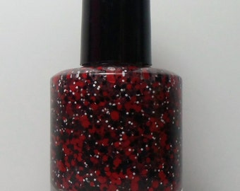 UGA Bulldogs (Georgia University) Nail Polish, Team Polish, Football Fan, Football Polish, Polish, Lacquer, UGA, Georgia, Team Nail Polish