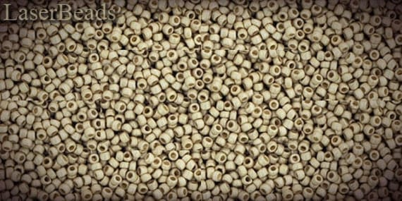 15/0 TOHO seed beads 10g Toho beads 15/0 seed beads Silver Permanent Finish 15-PF558F Opaque Frosted Matte beads last