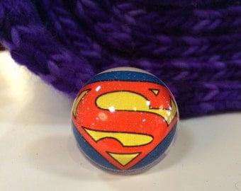 Supegirl Ring - Superman Jewelry - Superman - Clark Kent - Lois Lane - Superman Jewelry Handmade Ring - Supergirl Ring - Supergirl - Ring