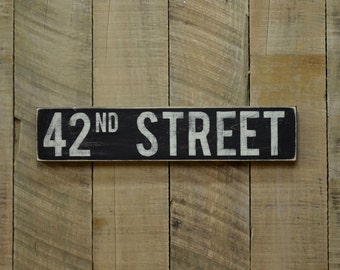 Popular items for 42nd street on Etsy