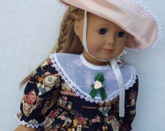 """American Girl Doll Clothes - DOLL  CLOTHES 3-Pc.  Ensemble. By The Trendy Doll for American Girl Doll and Similar 18"""" Doll."""