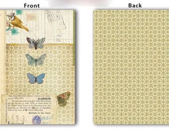 7 Gypsies Book Cover  Conservatory Design  Butterflies