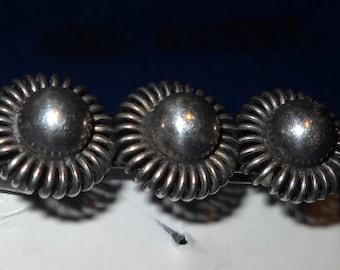 Silver Brooch Danish Brooch Signed