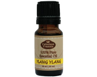 Ylang Ylang Pure Essential Oil 10ml