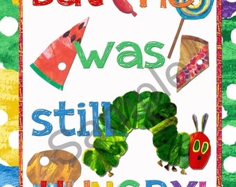 Very Hungry Caterpillar Party Decor Pack