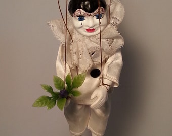 Marionette French Clown