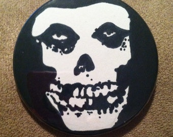 Misfits Pin Back Button