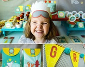 DIY When I Grow Up Party Printables