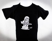 personalized storm trooper star wars custom embroidery bodysuit for your little star wars fan
