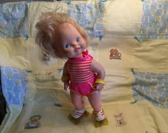 Baby Skates 1980 ,Dolls,Mattel Dolls,Vintage Dolls, :)S