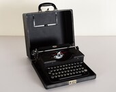 Antique Circa 1912 Royal Portable Typewriter Made In U.S.A Free Shipping
