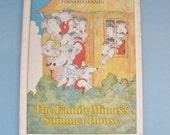 The Family Minus's Summer House Childrens Book