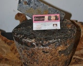 3lbs Natural Black Soap
