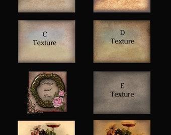 Digital Texture Overlay,  Background Paper, Digital Paper  No. 1504