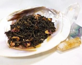 1 oz  Casimira  Black Tea - Loose leaf tea - Raspberry Earl Grey